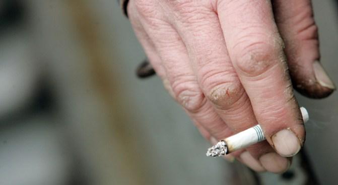 Smoking at Record Low in California