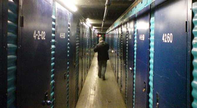 Self-Storage Fees Never Higher Than When They're Unpaid