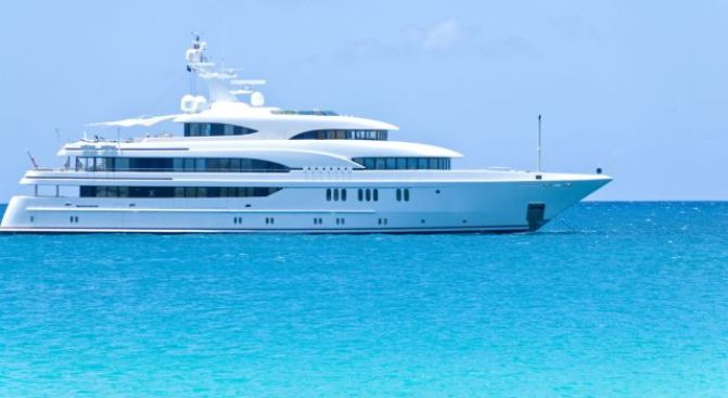 Super Yacht Business Is 'Booming'