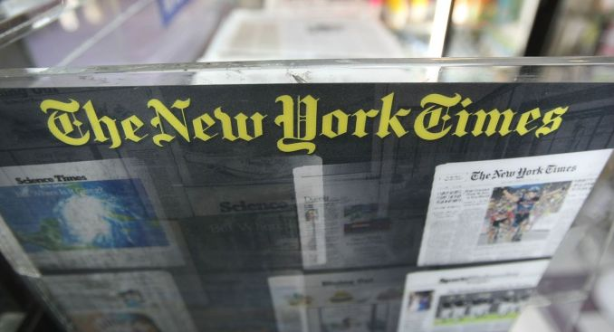 New York Times Will Soon Cost $2