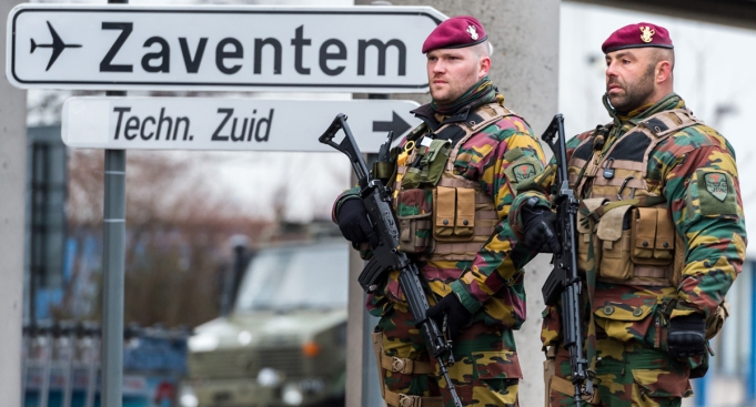 Belgium Detains 4 ISIS Suspects Who May Have Planned Attacks