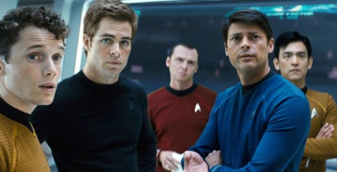 """First Peek: New """"Star Trek"""" Streaks Across Cyberspace"""