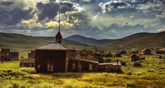 Bodie or Bust: Friends of Bodie Day