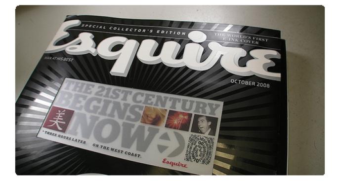 The Digital Magazine Vs. the Digital Magazine