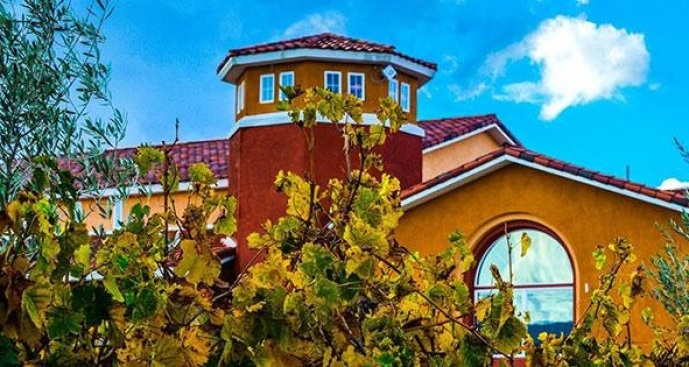 New: Carter Estate Winery in Temecula