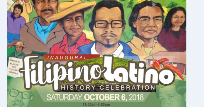 Inaugural Filipino Latino History Celebration
