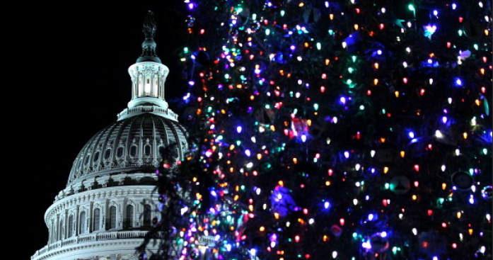 Capitol Christmas Tree Lighting Tonight