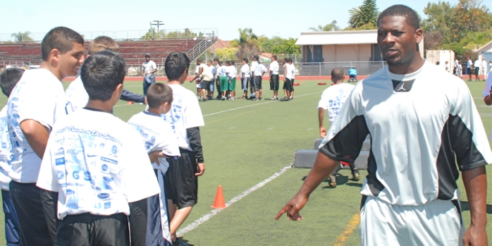 350 Kids Learn New Skills From LT