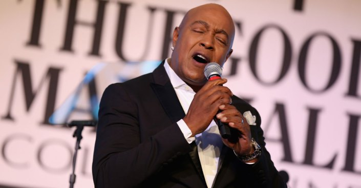 Singer Peabo Bryson Hospitalized After Mild Heart Attack