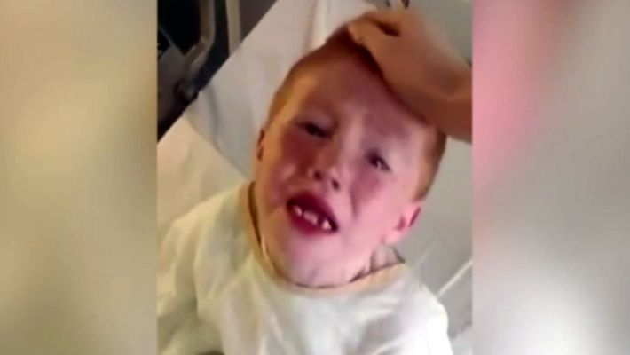 Toddler Sunburns Trigger Daycare Probe