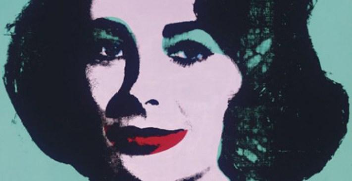 Warhol's Liz Taylor Portrait May Fetch $30M
