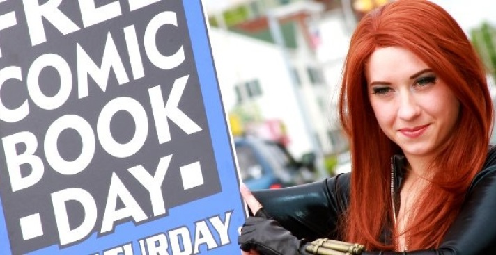 Fans Prepare for Free Comic Book Day