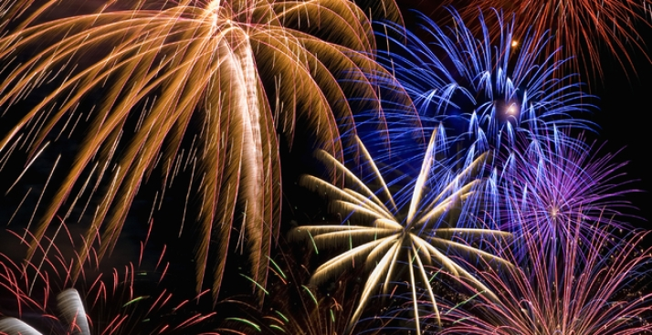 New Year's Eve Fireworks Canceled