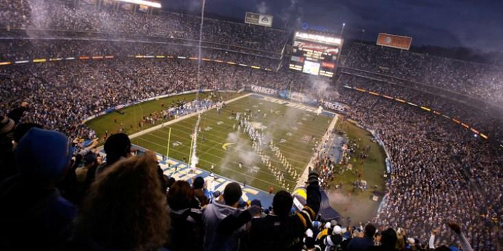 Chargers Refuse $1B Stadium Plan