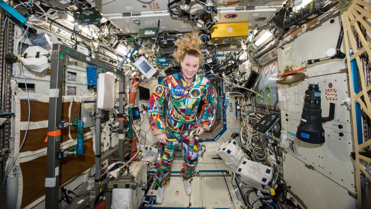 UCSD Study Finds Astronauts' Spinal Muscles Weaken in Space