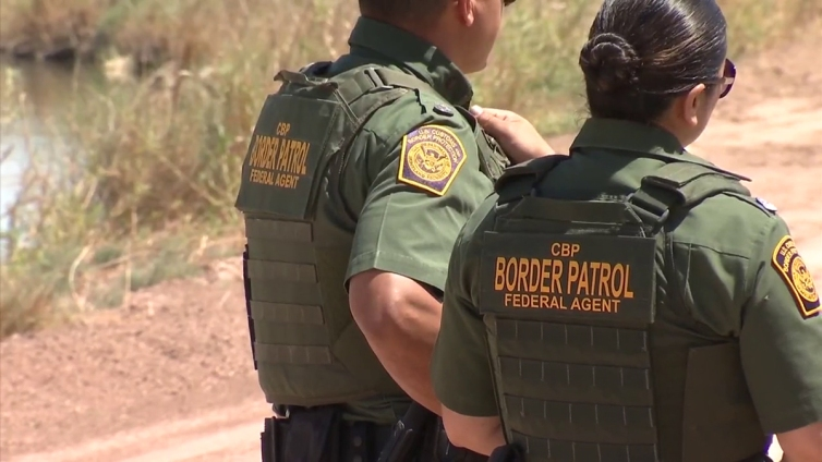 Border Patrol Agents Arrest Convicted Sex Offender