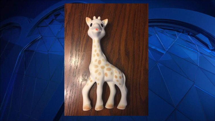 Parents Discover Mold Inside Popular Teething Toy