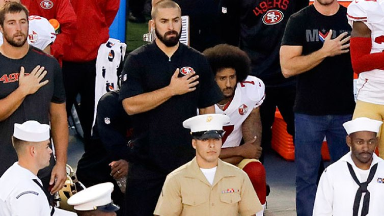 Kaepernick's Mom Fires Back at Trump, Says She's 'Proud'