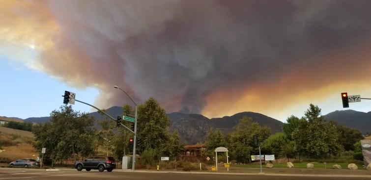 [LA - Updated 8/6] 2018 California Wildfires in Photos