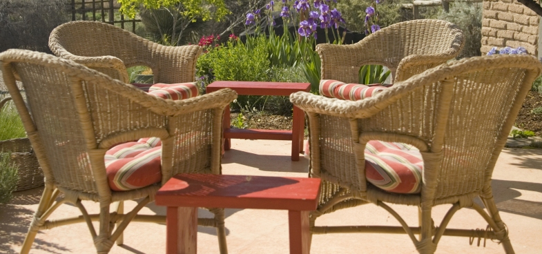 Cops Warn of Patio Furniture Thefts