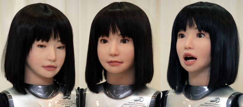 Fembot to Make Catwalk Debut