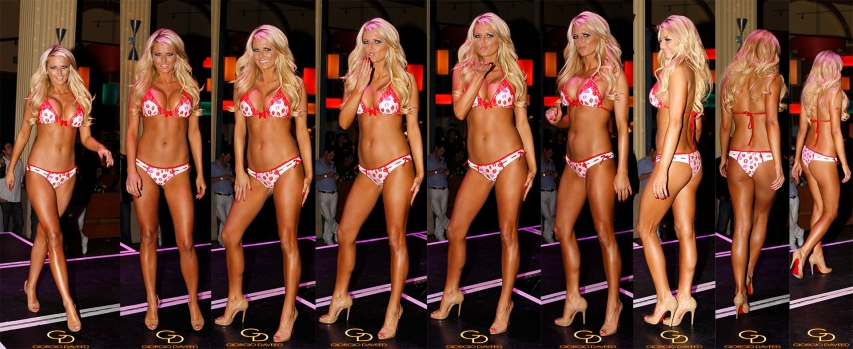 Bikini Beauties Model New Fashions