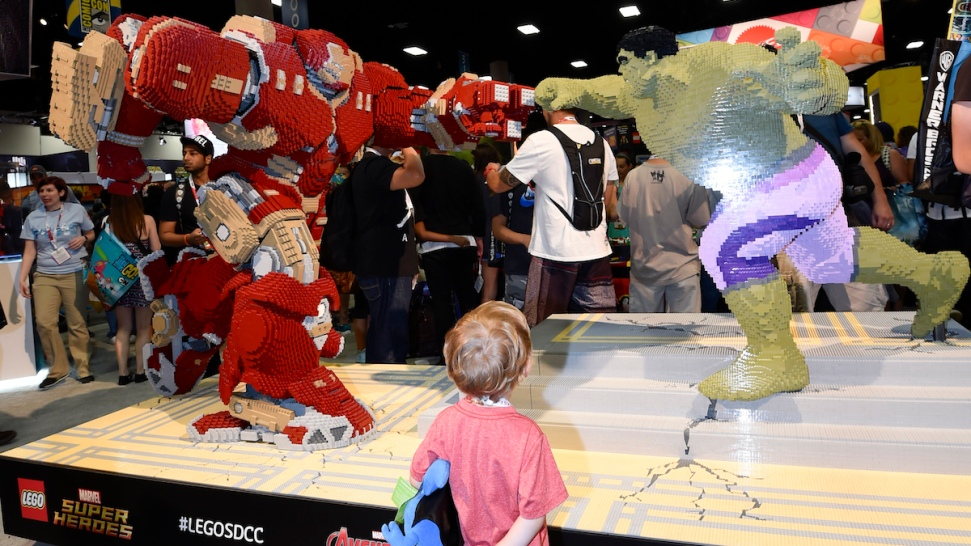 Comic-Con 2015: 'Great' Expectations