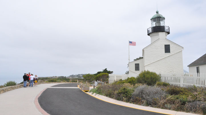 Cabrillo National Monument is the most southwesterly spot in the contiguous United States.
