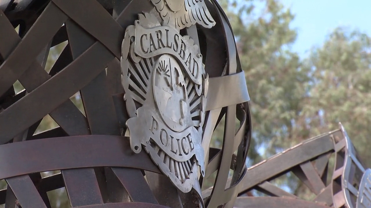City of Carlsbad police department generic