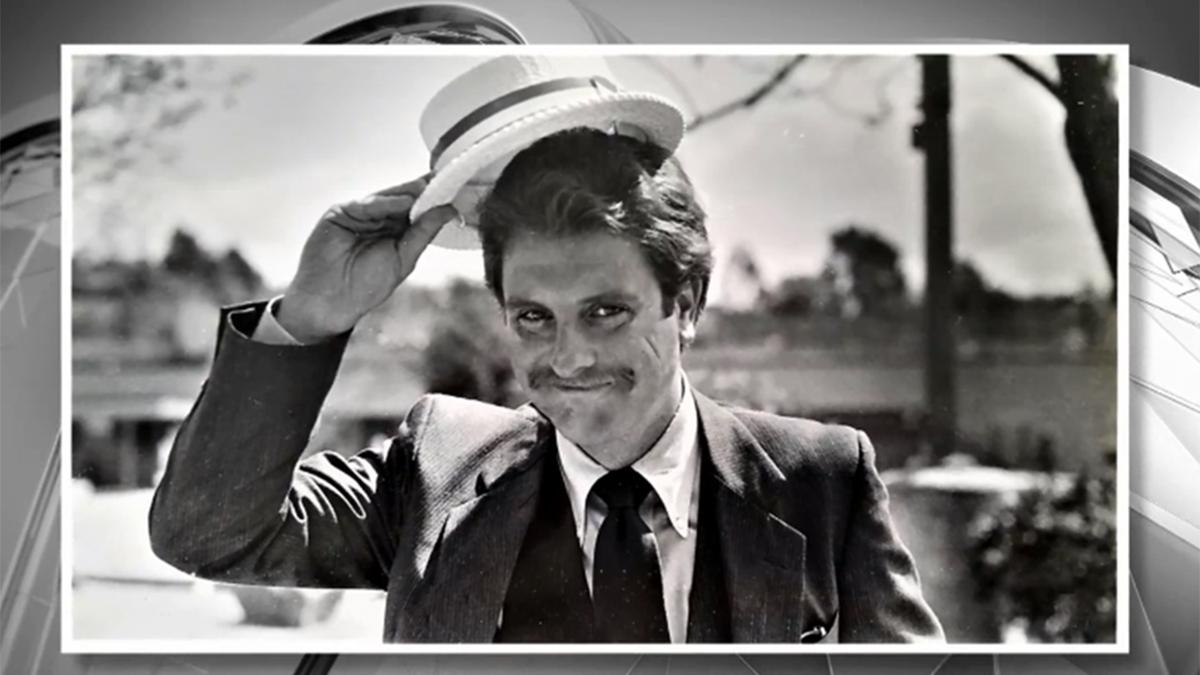 A photo of NBC 7's Gene Cubbison.