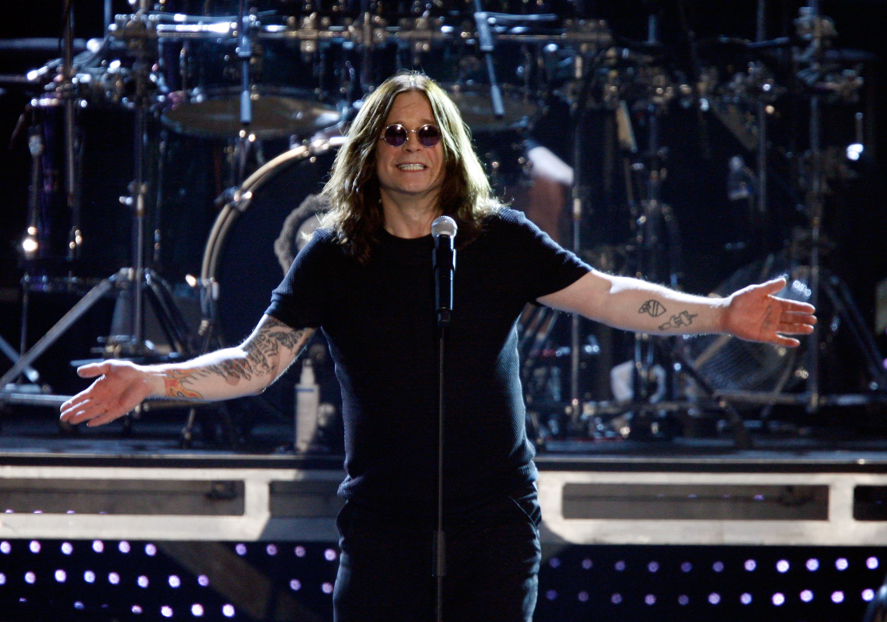 Ozzy Osbourne will now play Mattress Firm Amphitheatre on July 23, 2019.