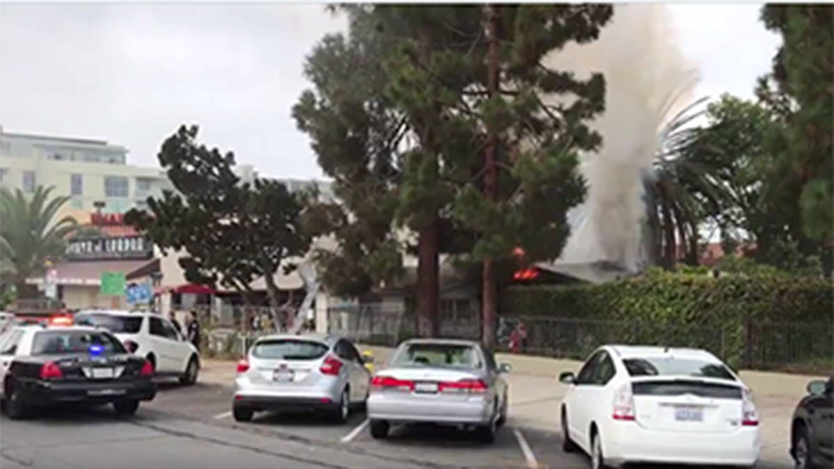 Neighbors Want Action After Fire Rips Through Nuisance Building in Hillcrest