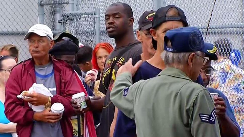 Stand Down is one program that targets the community of homeless veterans in our nation's cities.