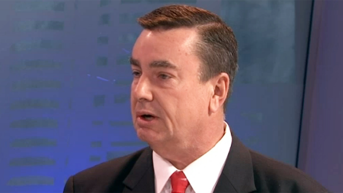 Sen. Joel Anderson appeared on NBC 7 in 2014 to discuss a proposed legislation.