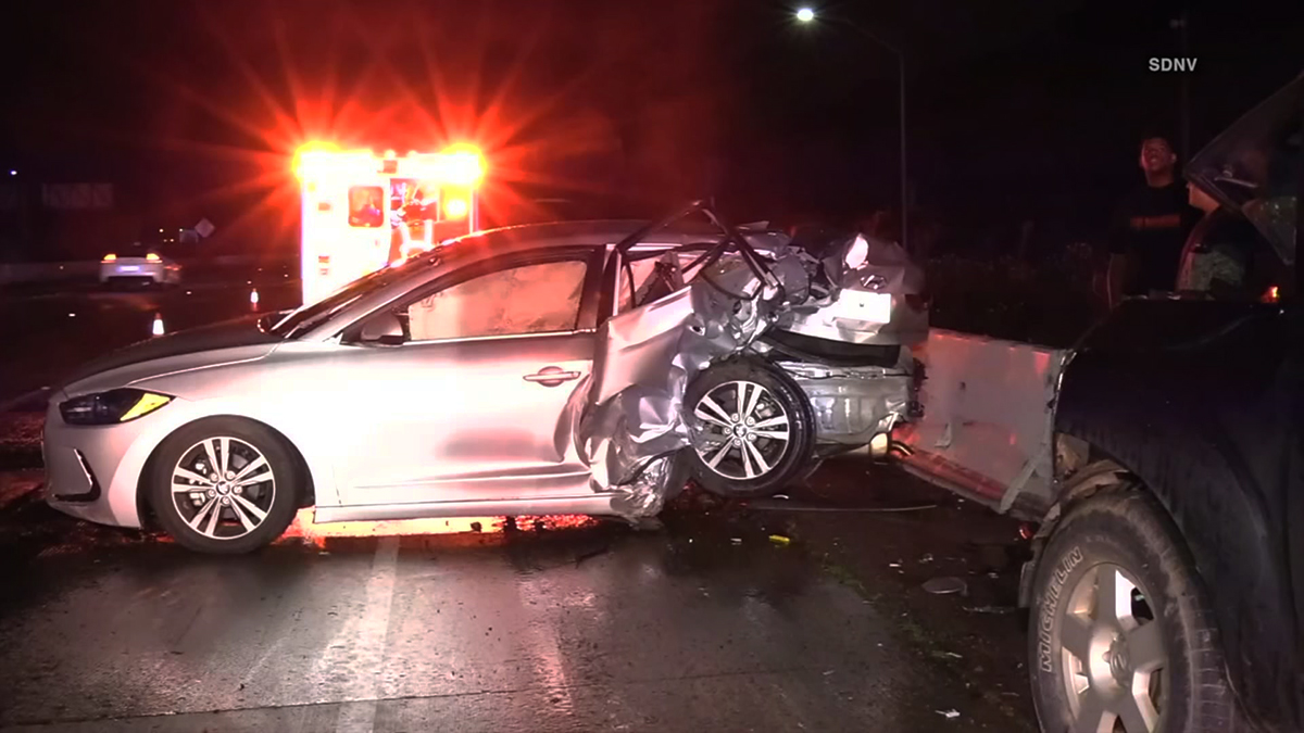 Driver Arrested on Suspicion of DUI in I-5 Fatal Crash: CHP HOTnews