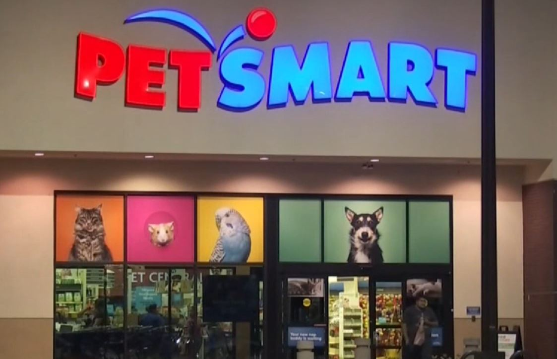 A 4-year-old dog nearly lost her tongue as employees at a PetSmart store in Compton were grooming her.