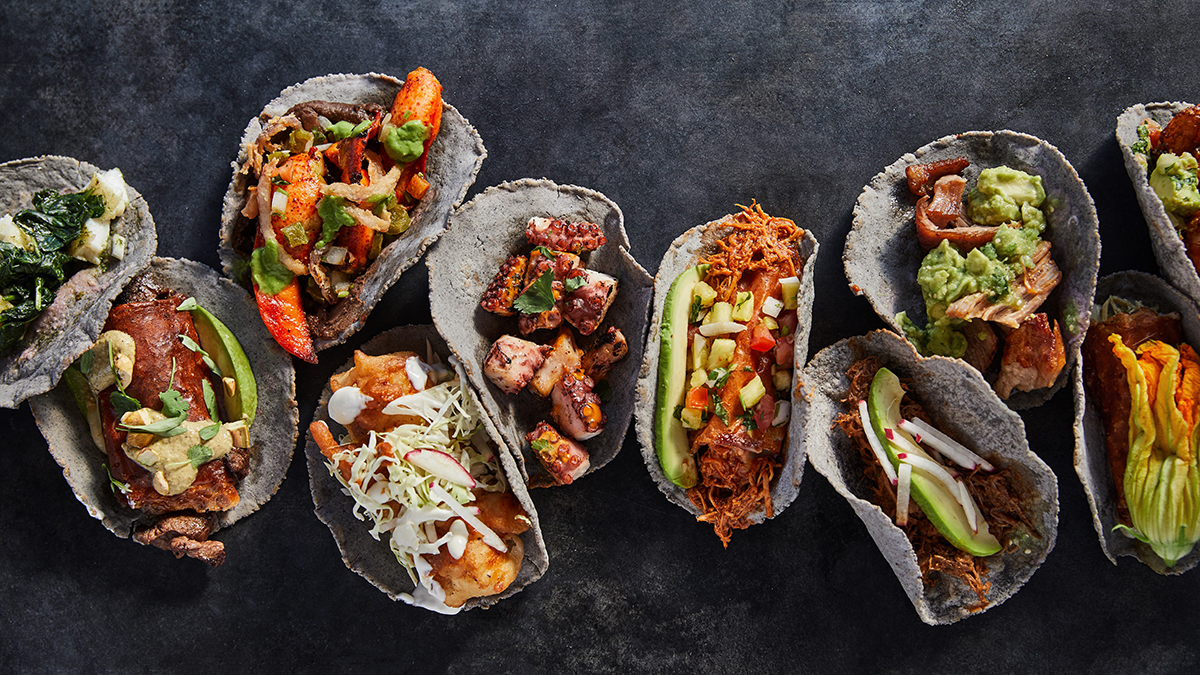 Puesto at The Headquarters will offer its tasty, gourmet tacos during Restaurant Week.