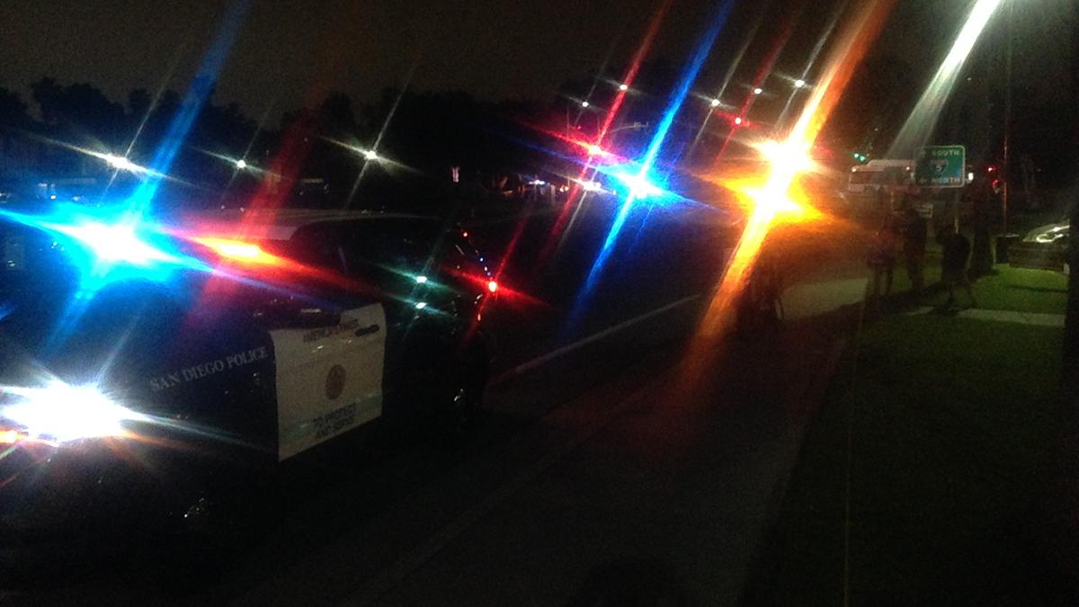 San Diego Police generic