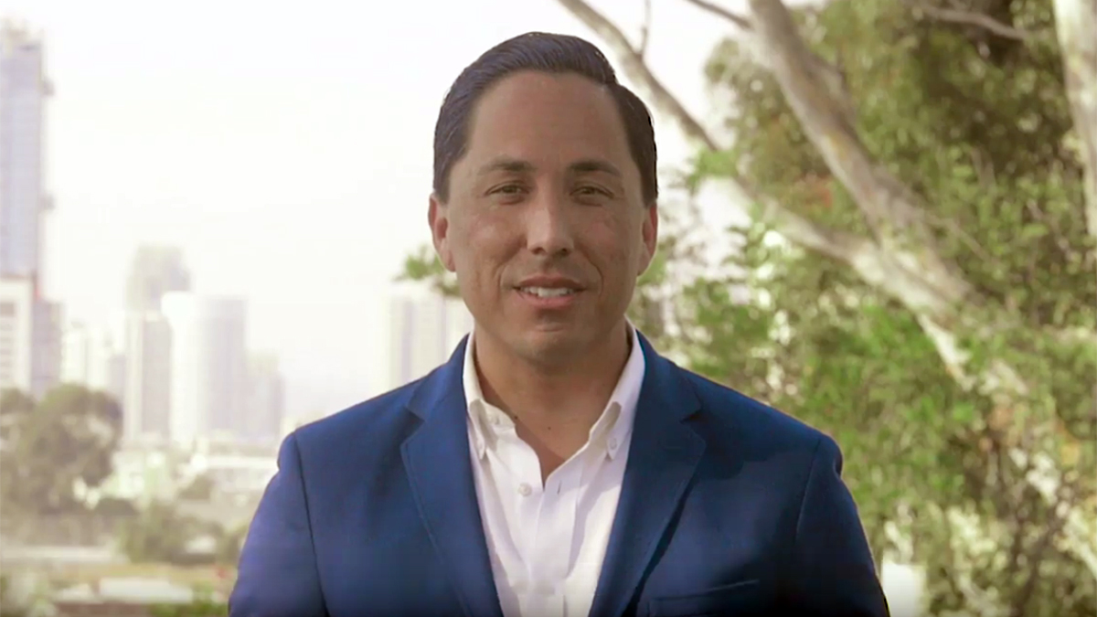 California State Assemblymember Todd Gloria announced he is running for Mayor of San Diego in 2020.