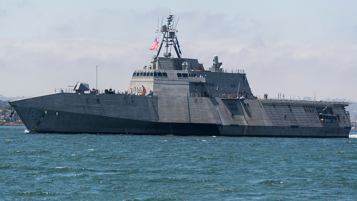 USS Charleston to Open for Visits