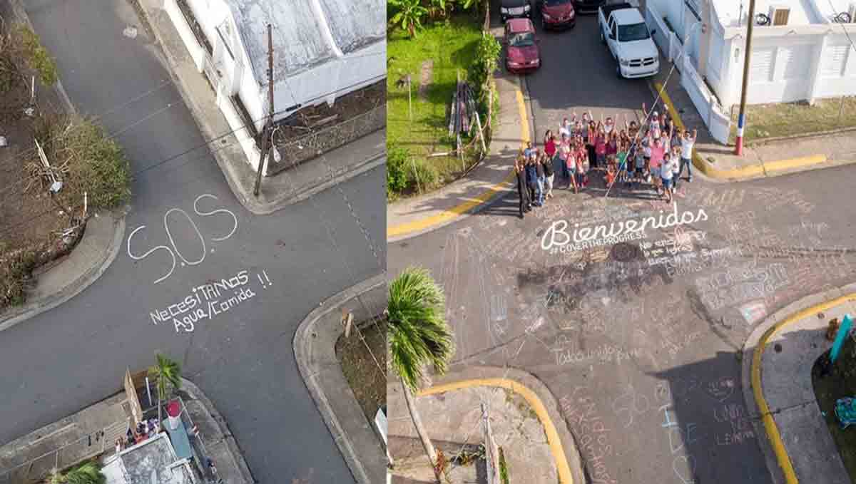 Discover Puerto Rico announced a new initiative to underscore the progress Puerto Rico's tourism has made since Hurricane Maria. As part of this initiative, local members of Humacao, one of the Island's hardest hit communities that became well known for the S.O.S image that went viral in the immediate aftermath of the storm, are encouraging travelers to be a part of Puerto Rico's comeback story.