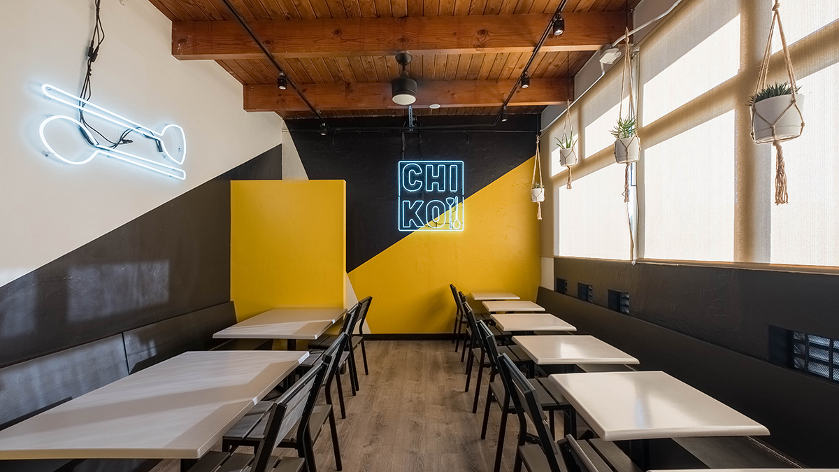 Chiko serves a menu rooted in Chinese and Korean cuisine cooked with creative license.