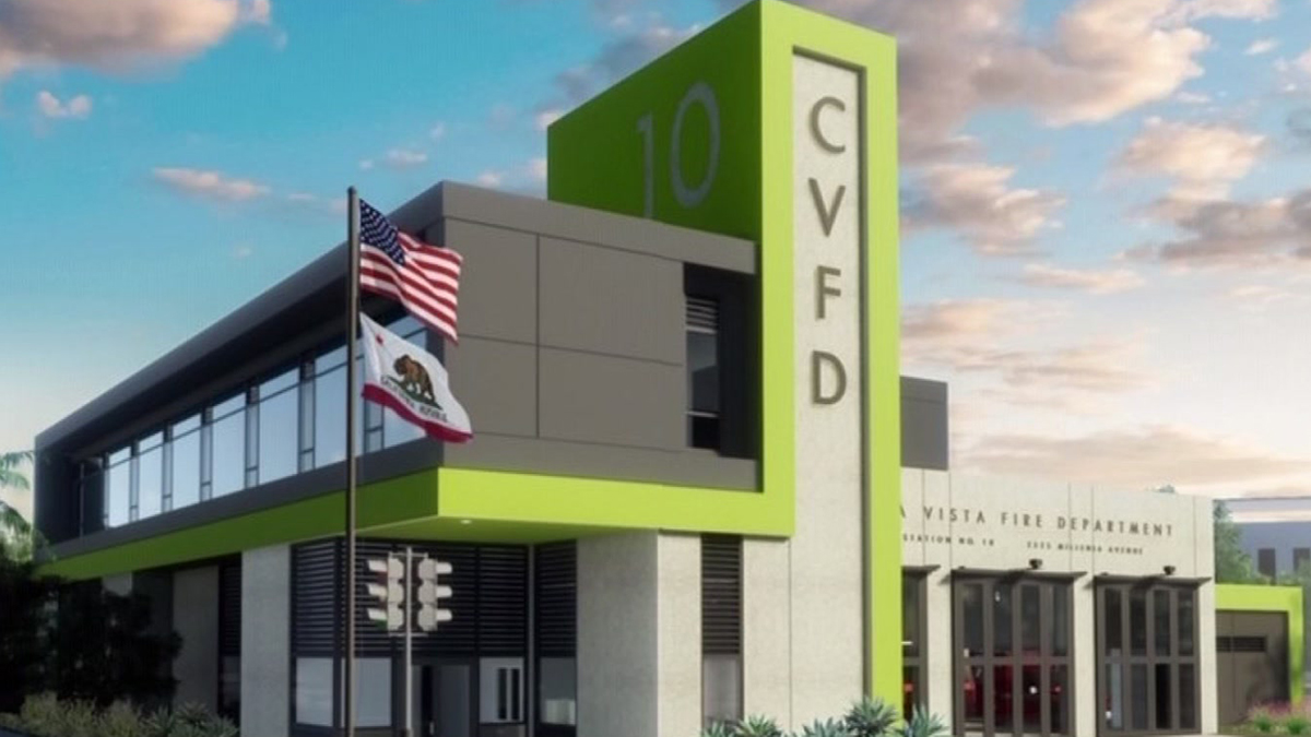 Chula Vista Breaks Ground On New Fire Station