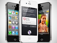 BlackBerry Users Jump to iPhone 4S