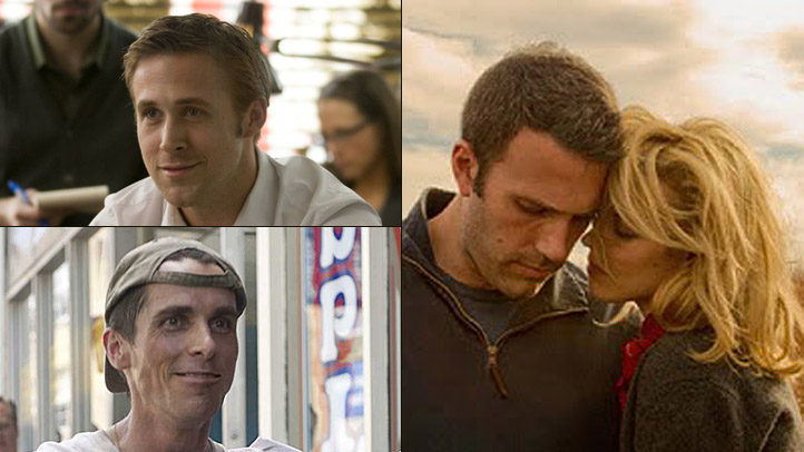 Ryan Gosling & Christin Bale Line Up Terrence Malick Films, and Details on Affleck's
