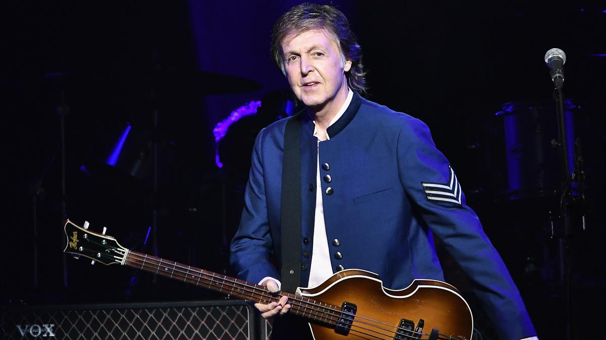 Sir Paul McCartney returns to San Diego in 2019.