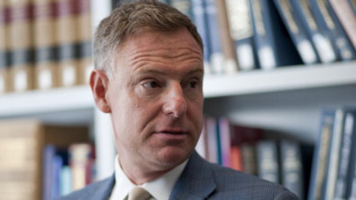 A file photo of Scott Peters, U.S. Representative. (Photo By Douglas Graham/CQ Roll Call)