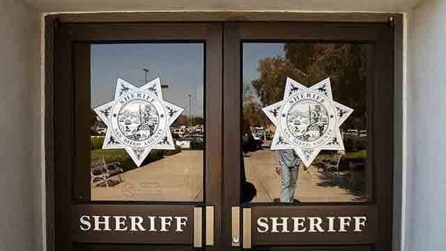 San Diego Sheriff's Department may close its doors on 200 behind-the-scenes employees.