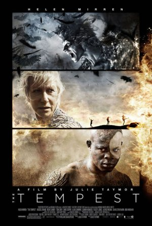 """The Tempest"" Poster Is Here, Can the Trailer Be Far Behind?"
