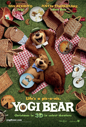 "Here's the Poster for That ""Yogi Bear"" Movie No One Is Talking About"